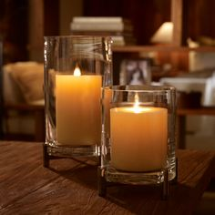 Sloane Nickel Hurricane - Ralph Lauren Home Shop All Home - Ralph Lauren France Hurricane Vase, Hurricane Candle Holders, Candels, Pillar Candles, Ralph Lauren, British Colonial Style, Rustic Lanterns, English House, Traditional House
