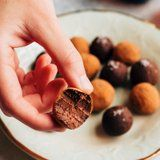 Chocolate Avocado Truffle Recipe | POPSUGAR Fitness