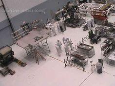 René Doyon, prof @umontreal, est à Goddard dans la plus grande salle blanche au monde pour suivre l'intégration de notre instrument FGS/NIRISS dans le télescope spatial James Webb. Trouvez-le ! :-)