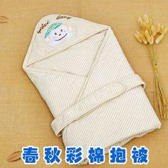 Свободная перевозка груза младенец новорожденный покрывалась младенца хлопка одеял Весна 100% цветной содержание натурального хлопка