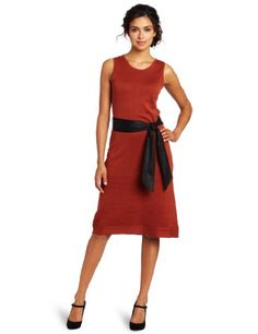 Evolution by Cyrus Women's Sleevless A-line Knit « Dress Adds Everyday