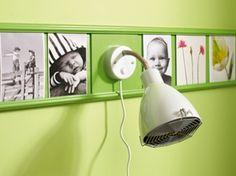 Integrierte Lampe