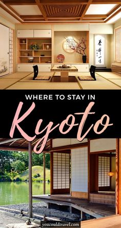 Where to stay in Kyoto (For Tourists And First Time Visitors) - Wondering where to stay in Kyoto? Here is a list of accommodation in Kyoto with information on each district so you - Tanks that Get Around is an online store offering a selection of funny travel clothes for world explorers. Check out www.tanksthatgetaround.com for funny travel tank tops and more travel destination guides.