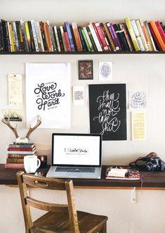 Embrace Minimalism – Shelf Desks With Discerning Designs