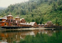 Puyuhuapi Lodge & Spa  Patagonia, Chile  most romantic place in South America