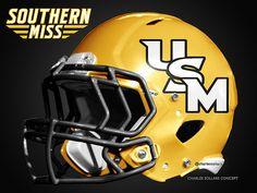 usm 40 #usm #southernmiss @Southern Miss Athletics @Russell Athletic @BigGoldNation @SouthernMissEQU