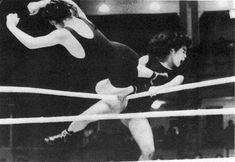 Japanese Female Wrestling: Old School Japanese Female Wrestling