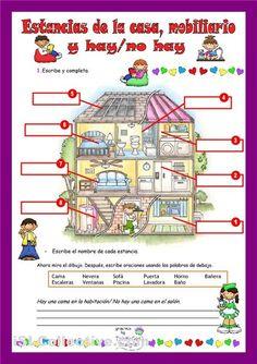 body parts in spanish spanishworksheets classroomiq newteachers spanish worksheets level. Black Bedroom Furniture Sets. Home Design Ideas