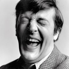Stephen Fry. Incredible voice, imagination, mind. His two-part documentary about the broad spectrum of mental health is one of the best pieces of public broadcasting I've ever seen.