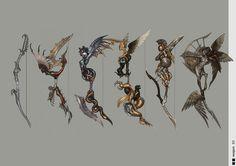 张轻松采集到游戏丨武器丨道具(317图)_花瓣