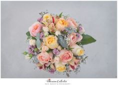 Bridal Bouquet/ Pastel Colors by Flowers of paradise www.theobsessioncollection.com.au