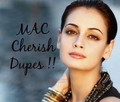 MAC Cherish Dupes :) Diya Mirza's Favorite Lippie!!<3 #diyamirzalipstick #maccherish #maccherishdupes #maybellinetotallytoffee #maybellinetotallytoffeedupes #rimmelkatemoss03 #rimmelkatemoss03dupes #wetnwildbareitall #wetnwildbareitalldupes
