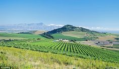 Stellenbosch nearby - nice for a days outing while staying at La Clé des Montagnes