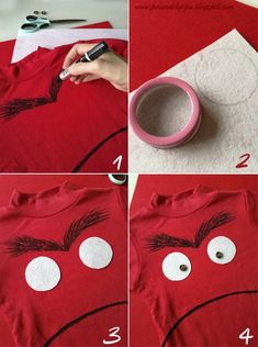 Diy Costumes, Halloween Costumes, Diy Arts And Crafts, Diy Crafts, Diy For Kids, Crafts For Kids, Halloween Infantil, Monster Costumes, Trunk Or Treat