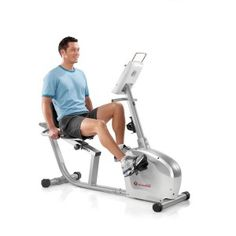 The Schwinn 220 Recumbent Exercise Bike combines a walk through frame design and ergonomic cushioning system. Exercise bikes are great for cardio workouts o Best Exercise Bike, Exercise Bike Reviews, Bike Challenge, Recumbent Bike Workout, Keep Fit, Models, Burn Calories, Physical Fitness, No Equipment Workout