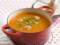 Healthy Soup, Healthy Eating, Healthy Recipes, Gazpacho, Belgium Food, I Want Food, Go For It, Homemade Soup, Lunch Snacks