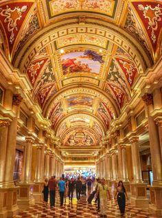Venetian Hotel, Las Vegas, USA