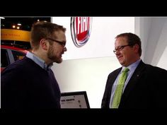 Head of Advertising & Communications for FIAT North America, Casey Hurbis, gives insight on the FIAT 500 Abarth.