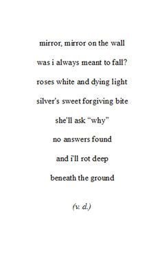 Sad Rhyming Poems Tumblr Google Search Quotes Poems Sad Poems