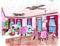 Tiny Tim - Cottage House Plans - LotPlans.com