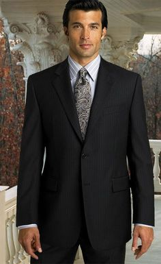 Men's suits for the wedding