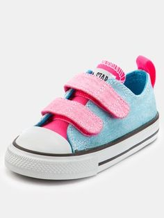 converse for kids velcro