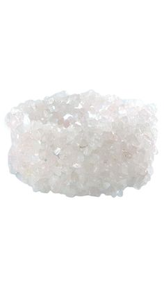 rose quartz cuff