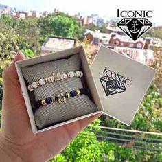 Acrylic Nail Designs, Acrylic Nails, Bracelet Packaging, Beaded Jewelry, Beaded Bracelets, Stylish Girl Images, Girls Image, Bracelets For Men, Jewelry Making