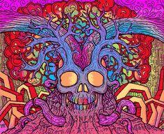 hallucinate psychedelic gif | WiffleGif