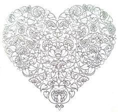 IColor Love Leaf Vine Heart 630x583