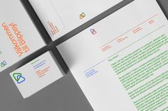 Blippsy brand identity by Kurppa Hosk