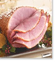 how to cook sliced dinner ham
