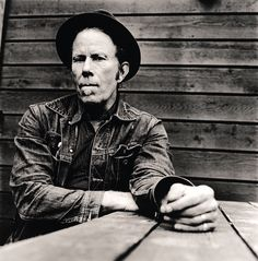 Tom Waits by Anton Corbijn.
