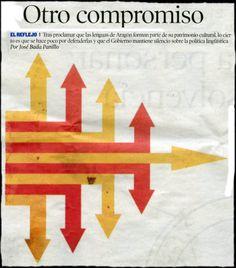 LIGALLO DE FABLANS DE ZARAGOZA: OTRO COMPROMISO, POR JOSE BADA PANILLO.