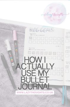 Read all about how I use my bullet journal. From monthly layouts to individual pages and everything in between, this is how I really use my bujo. Bullet Journal Tracker, Bullet Journal Hacks, Bullet Journal Printables, Bullet Journal Spread, Bullet Journal Layout, Bullet Journals, Junk Journal, Bujo Inspiration, Bullet Journal Inspiration
