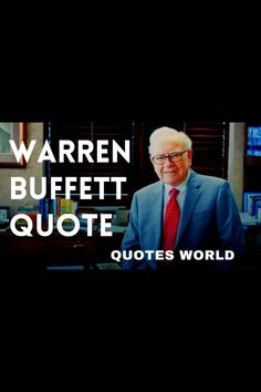 Warren Buffet Quotes| Warren Buffet Life Lessons|motivational Quotes|success Quotes #shorts #shorts
