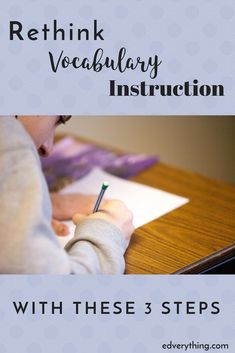 It's a common myth that only teachers of certain disciplines, subject areas, or grade levels have to teach vocabulary, but we're here to tell you that teaching vocabulary is crucial for everyone. In episode 05, Danielle and Nicole debunk 5 common myths around the instruction of vocabulary, and highlight 3 tips to improve your vocabulary lessons immediately. Listen for relevant resources, quick and engaging games, and links to authentic practices to get your classroom flowing with vocabulary. Vocabulary Instruction, Teaching Vocabulary, Vocabulary Activities, Vocabulary Words, Learning Activities, School Planner, School Schedule, Vocabulary Builder, Improve Your Vocabulary