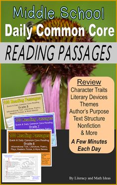 Grades Reading help for Common-Core. Helpful for those wanting to understand how it works and give their student/child practice. Middle School Literacy, Middle School Reading, Reading Practice, Teaching Reading, Reading Help, Reading Skills, Learning, 6th Grade Reading, Teaching Literature