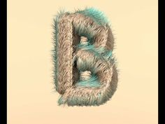 #adobewards #launchyourcareer  Hairy Type on Vimeo - Hairy Type is a typographic school project based on the idea of giving a different characteristic to a letter I opted for the construction of the letter and a subsequent covering of hair. The letter has a movement, a frame is selected, rendered and accepted as an alphabet element.