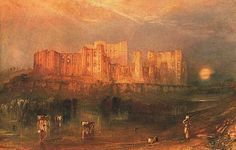 Joseph Mallord William Turner Kenilworth Castle: ca 1830
