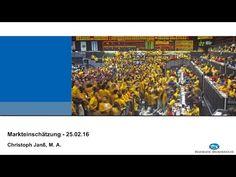 Hanseatic Brokerhouse Markteinschätzung vom 25.02.16 - Hanseatic Brokerhouse