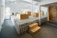 Maruhiro – Hasami Ceramics Flagship Store by Yusuke Seki, Nagasaki – Japan » Retail Design Blog