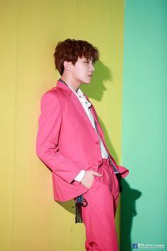j-hope 1st mixtape <Daydream(백일몽)> MV Sketch Photo