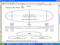 tri plane bottom surfboard - Google Search