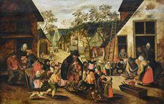 Pieter_Brueghel_de_Jonge_(1564-1638)_De_lierenman_-_Noordbrabants_Museum_'s-Hertogenbosch_26-8-2016_14-14-30.JPG (4072×2592)