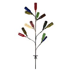 FABULOUS FUN BOTTLE TREE NEW DESIGN!