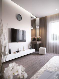 ✔ 70 best minimalist bedroom design you must try 12 Elegant Home Decor, Minimalist Bedroom Design, Elegant Homes, Minimalist Bedroom, Living Room Decor Apartment, Apartment Interior, Bedroom Design, Luxurious Bedrooms, Home Bedroom