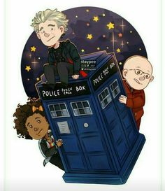 12th doctor adventures