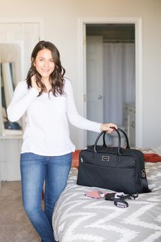 The Best Travel Bags From Toiletry Bags & Suitcases - My Style Vita