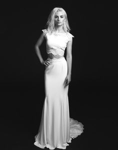 Rime Arodaki : Une collection de robes de mariée bohêmes pour Net-à-Porter